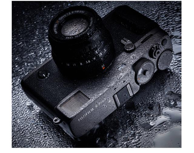Fujifilm giới thiệu máy ảnh kỹ thuật số X-Pro 3 tại thị trường Việt Nam - Ảnh 1.