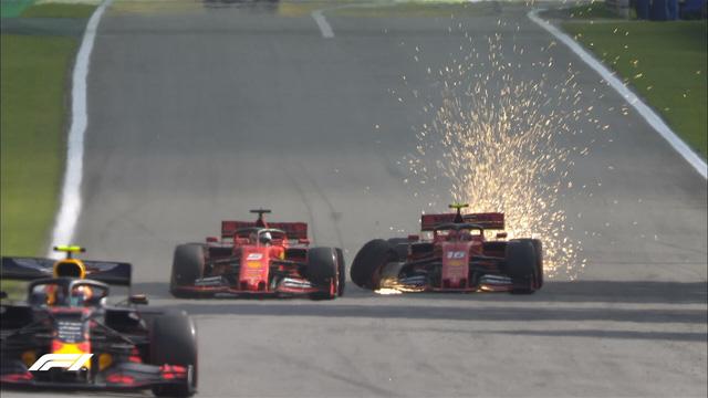 Bất đồng nội bộ - câu chuyện quen thuộc những mùa gần đây của Ferrari - Ảnh 1.