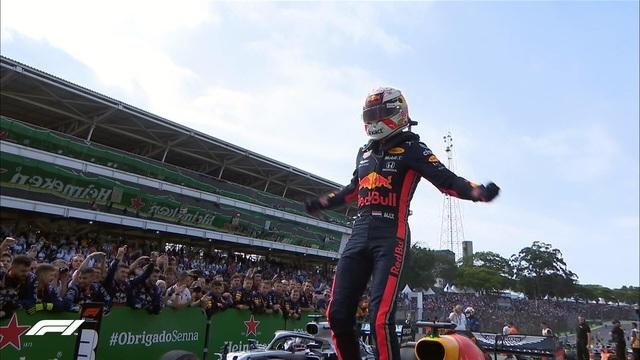 Đua xe F1: Max Verstappen giành chiến thắng tại GP Brazil - Ảnh 5.