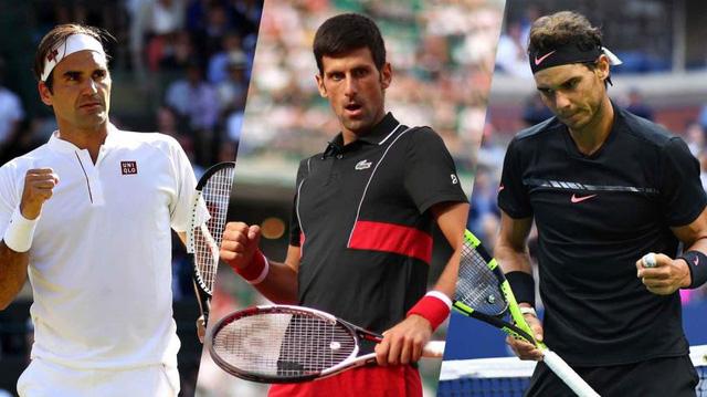 ATP Finals 2019: Dấu chấm hết cho thời đại của Federer, Nadal và Djokovic? - Ảnh 3.