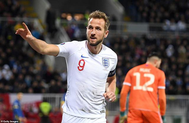 ĐT Kosovo 0 - 4 ĐT Anh: Thắng đậm đối thủ, ĐT Anh kết thúc vòng loại EURO 2020 mỹ mãn - Ảnh 2.