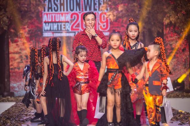 Gần 200 mẫu nhí tỏa sáng trong chương trình thời trang Thu Đông - Ảnh 8.