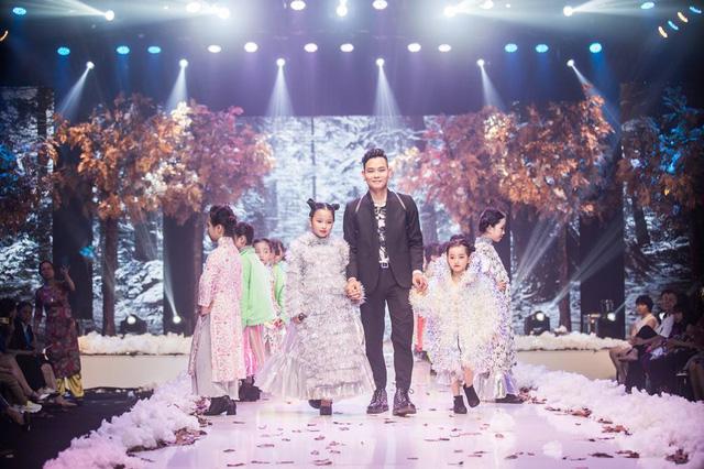 Gần 200 mẫu nhí tỏa sáng trong chương trình thời trang Thu Đông - Ảnh 9.
