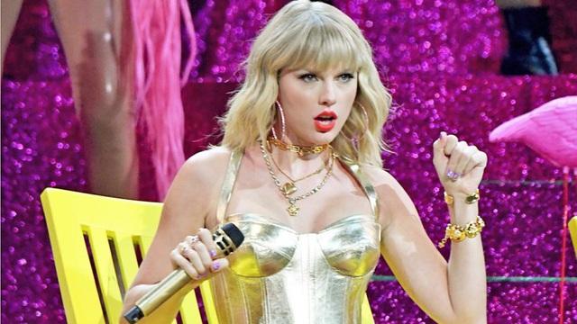 Taylor Swift suy sụp sau lùm xùm về bản quyền bài hát - Ảnh 1.