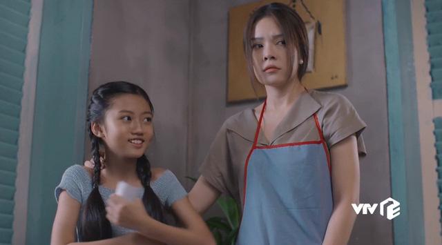 Tiệm ăn dì ghẻ - Tập 1: Ra tù, Minh (Quang Tuấn) khiến khán giả xúc động vì tình yêu dành cho con gái - Ảnh 15.