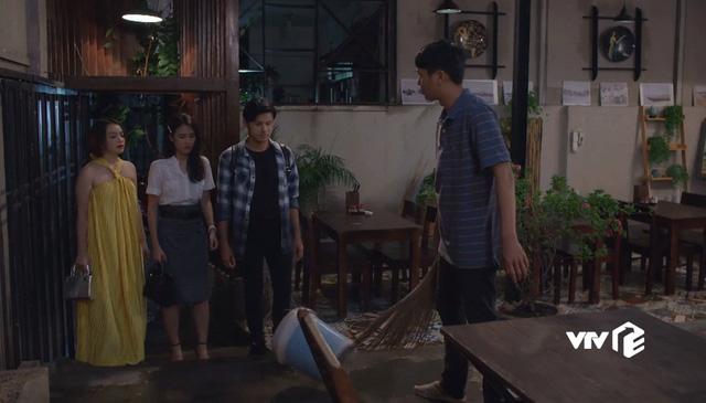 Tiệm ăn dì ghẻ - Tập 1: Ra tù, Minh (Quang Tuấn) khiến khán giả xúc động vì tình yêu dành cho con gái - Ảnh 17.