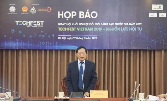 Sắp tổ chức, Techfest Vietnam 2019 đã hé lộ những con số ấn tượng - Ảnh 1.