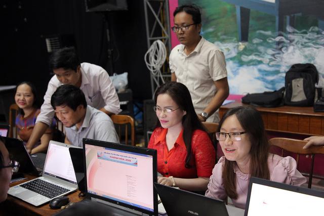 LHTHTQ 39: Hoàn thành công tác tập huấn tại Nha Trang - Ảnh 11.