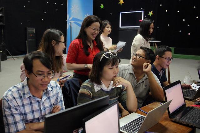 LHTHTQ 39: Hoàn thành công tác tập huấn tại Nha Trang - Ảnh 12.
