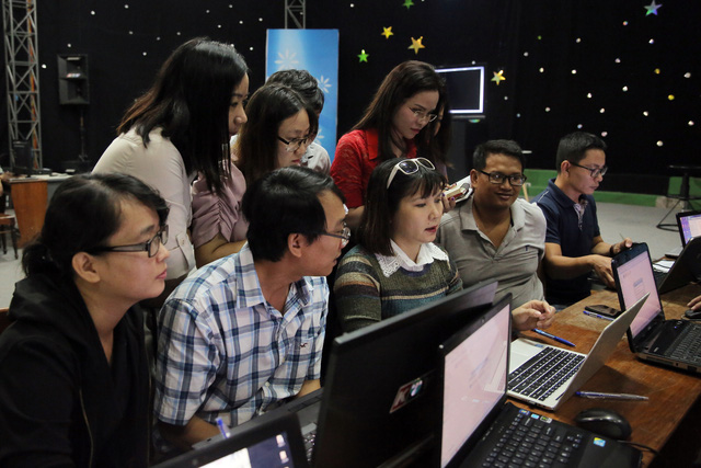 LHTHTQ 39: Hoàn thành công tác tập huấn tại Nha Trang - Ảnh 14.