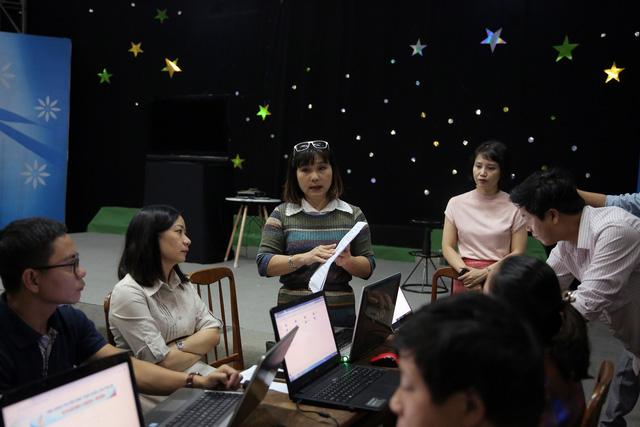 LHTHTQ 39: Hoàn thành công tác tập huấn tại Nha Trang - Ảnh 6.
