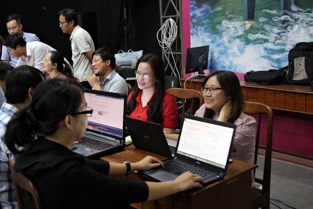 LHTHTQ 39: Hoàn thành công tác tập huấn tại Nha Trang - Ảnh 7.