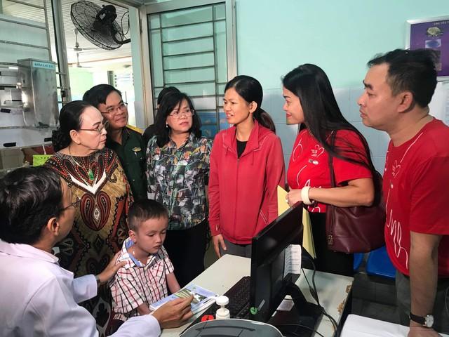 Khám sàng lọc tim bẩm sinh miễn phí cho khoảng 2.000 trẻ em tại Đồng Nai - Ảnh 1.