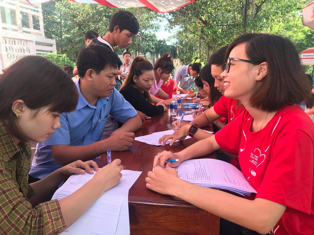 Khám sàng lọc tim bẩm sinh miễn phí cho khoảng 2.000 trẻ em tại Đồng Nai - Ảnh 3.