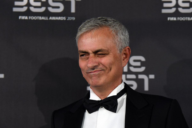 Chính thức: Jose Mourinho trở thành HLV của Tottenham - Ảnh 2.