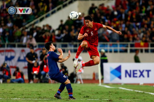 ẢNH: Đặng Văn Lâm tỏa sáng, ĐT Việt Nam bất phân thắng bại với ĐT Thái Lan - Ảnh 13.