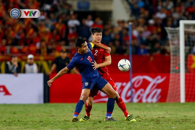 ẢNH: Đặng Văn Lâm tỏa sáng, ĐT Việt Nam bất phân thắng bại với ĐT Thái Lan - Ảnh 17.