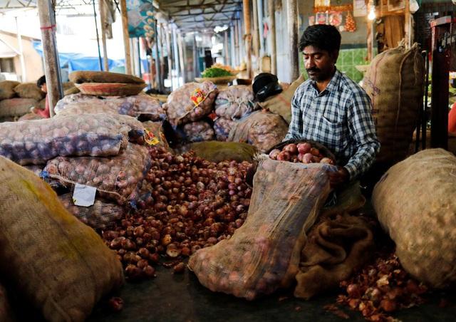 Ấn Độ dự kiến duy trì lệnh cấm xuất khẩu hành tây tới tháng 2/2020 - Ảnh 1.