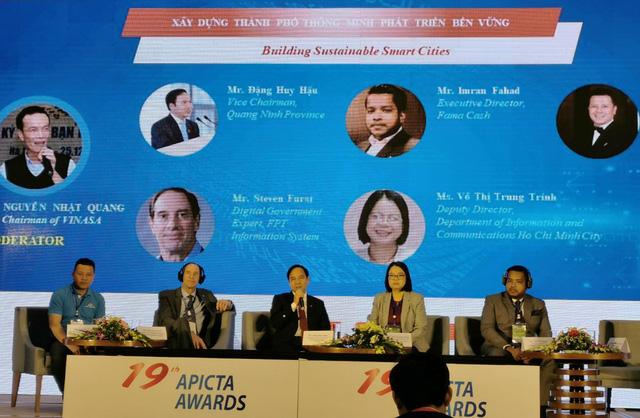 Quảng Ninh: Hội nghị quốc tế về chuyển đổi số hướng tới xây dựng thành phố thông minh - Ảnh 1.