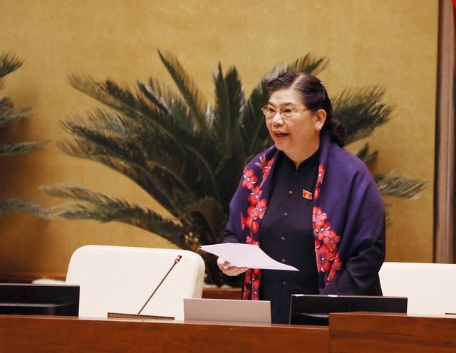 Hơn 90% đại biểu tán thành, Quốc hội thông qua Bộ luật Lao động (sửa đổi) năm 2019 - Ảnh 4.