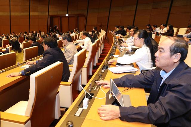 Hơn 90% đại biểu tán thành, Quốc hội thông qua Bộ luật Lao động (sửa đổi) năm 2019 - Ảnh 3.