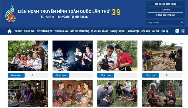 LHTHTQ 39: Hơn 150 tác phẩm tham dự cuộc thi ảnh Những người làm truyền hình - Ảnh 1.