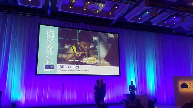 Phim tài liệu Anh em của VTV7 giành giải Nhất ABU Prizes 2019 - Ảnh 3.