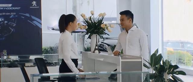 Hoa hồng trên ngực trái - Tập 32: Đang vui vẻ làm công ty Bảo, Khuê lại quyết định nghỉ việc - Ảnh 1.