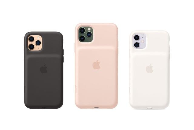 Apple bán ốp lưng kiêm sạc dự phòng cho iPhone 11 - Ảnh 1.