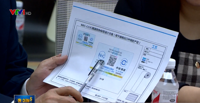 Việt Nam - Trung Quốc ký kết thỏa thuận truy xuất nguồn gốc hàng hóa - ảnh 1