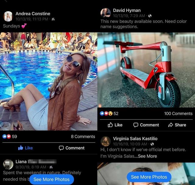 Facebook thử nghiệm tính năng xem ảnh từ Instagram - Ảnh 1.