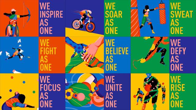 Khẩu hiệu và bài hát chính thức của SEA Games 30 - Ảnh 1.