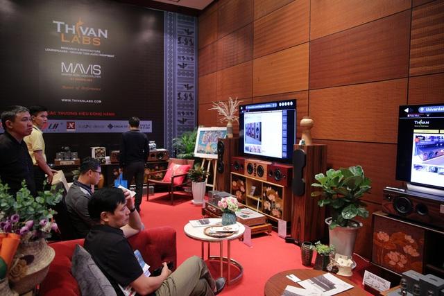 AV Show 2019: Sàn diễn của các thiết bị nghe nhìn hàng đầu khai mạc tại Hà Nội - Ảnh 26.