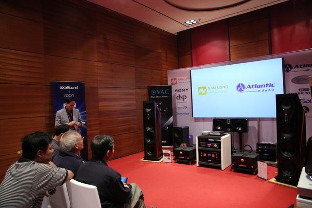 AV Show 2019: Sàn diễn của các thiết bị nghe nhìn hàng đầu khai mạc tại Hà Nội - Ảnh 30.