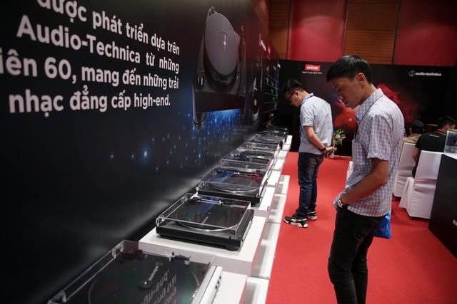 AV Show 2019: Sàn diễn của các thiết bị nghe nhìn hàng đầu khai mạc tại Hà Nội - Ảnh 35.