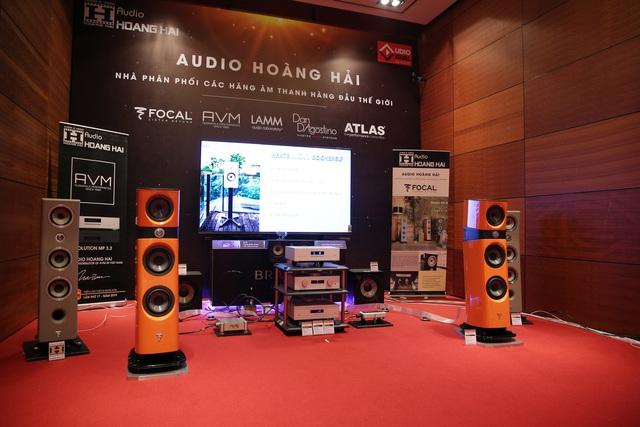 AV Show 2019: Sàn diễn của các thiết bị nghe nhìn hàng đầu khai mạc tại Hà Nội - Ảnh 38.