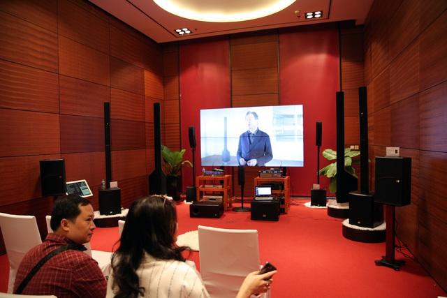 AV Show 2019: Sàn diễn của các thiết bị nghe nhìn hàng đầu khai mạc tại Hà Nội - Ảnh 40.