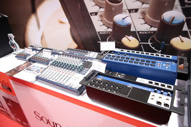 AV Show 2019: Sàn diễn của các thiết bị nghe nhìn hàng đầu khai mạc tại Hà Nội - Ảnh 4.