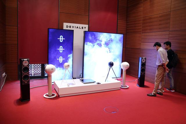AV Show 2019: Sàn diễn của các thiết bị nghe nhìn hàng đầu khai mạc tại Hà Nội - Ảnh 11.