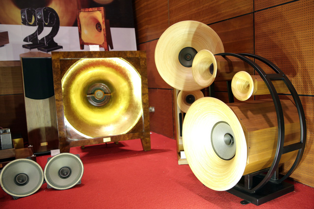 AV Show 2019: Sàn diễn của các thiết bị nghe nhìn hàng đầu khai mạc tại Hà Nội - Ảnh 14.