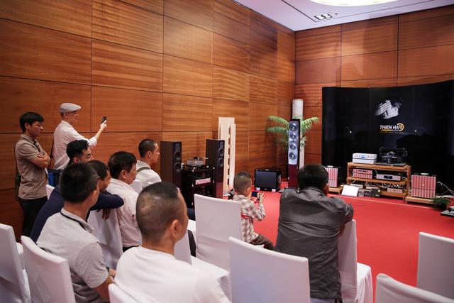 AV Show 2019: Sàn diễn của các thiết bị nghe nhìn hàng đầu khai mạc tại Hà Nội - Ảnh 19.