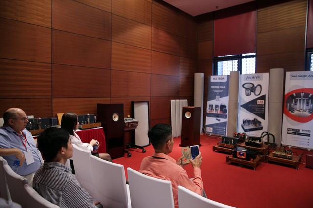 AV Show 2019: Sàn diễn của các thiết bị nghe nhìn hàng đầu khai mạc tại Hà Nội - Ảnh 21.