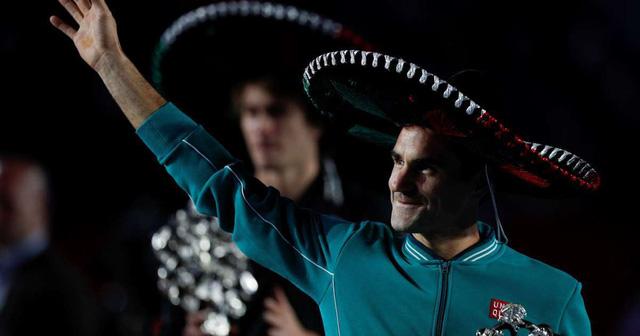 Trận đấu giữa Federer và Zverev lập kỷ lục thế giới - Ảnh 2.