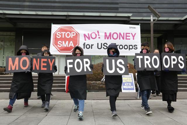 Vấn đề tài chính đe dọa quan hệ đồng minh Mỹ - Nhật - Hàn? - Ảnh 5.