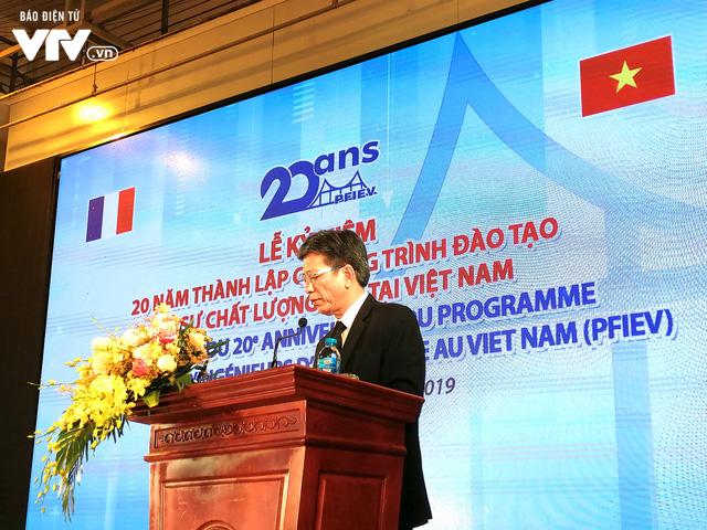 Đại học Xây dựng kỷ niệm 20 năm Chương trình đào tạo kỹ sư chất lượng cao tại Việt Nam - Ảnh 2.