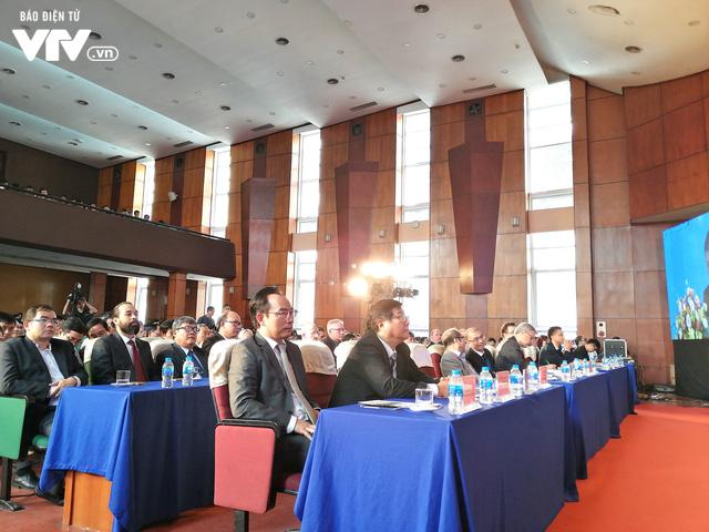 Đại học Xây dựng kỷ niệm 20 năm Chương trình đào tạo kỹ sư chất lượng cao tại Việt Nam - Ảnh 1.