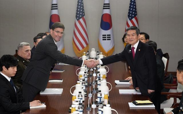 Vấn đề tài chính đe dọa quan hệ đồng minh Mỹ - Nhật - Hàn? - Ảnh 1.