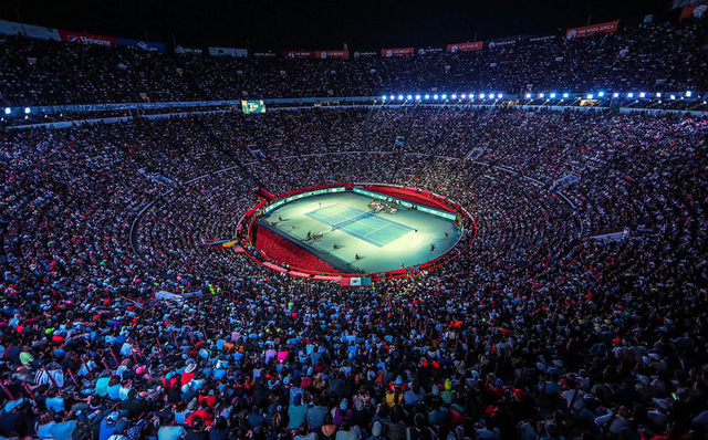 Trận đấu giữa Federer và Zverev lập kỷ lục thế giới - Ảnh 1.