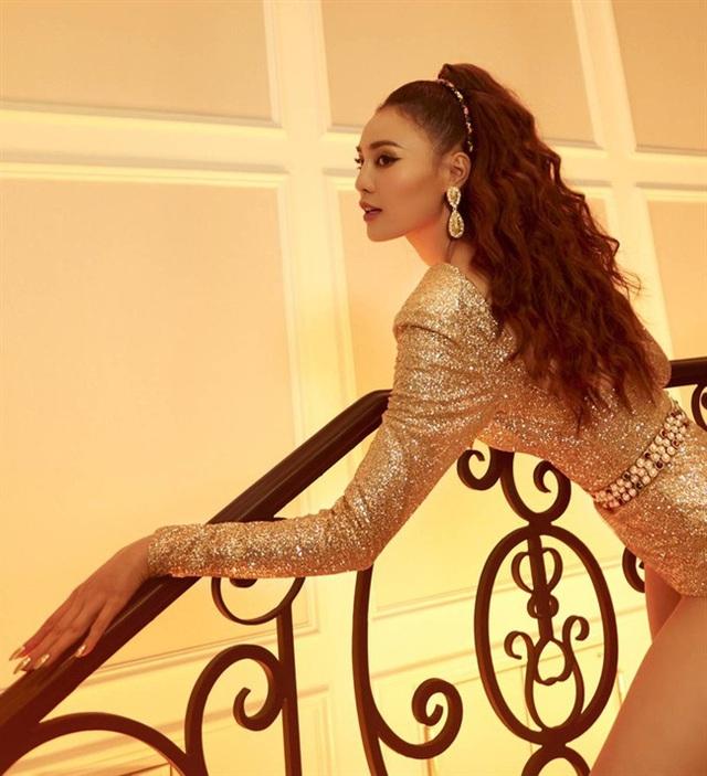 Lan Ngọc khoe vũ đạo, đọc rap trong MV mới - Ảnh 3.