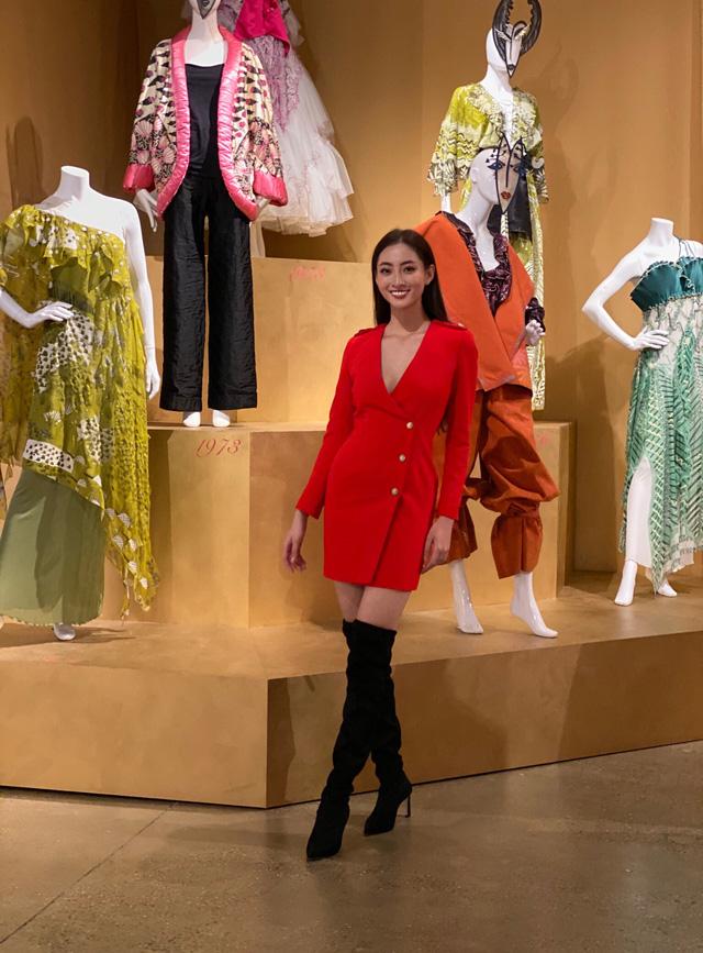 Miss World 2019: Lương Thùy Linh lọt Top 10 phần thi Top Model - Ảnh 5.